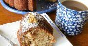 SOUR CREAM BANANA BUNDT CAKE