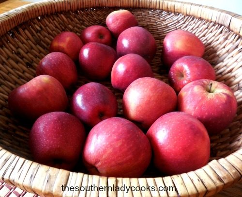 Popular apple varieties and their usage-The Southern Lady Cooks