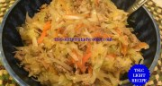 EGG ROLL IN A BOWL- THE SOUTHERN LADY COOKS LIGHT