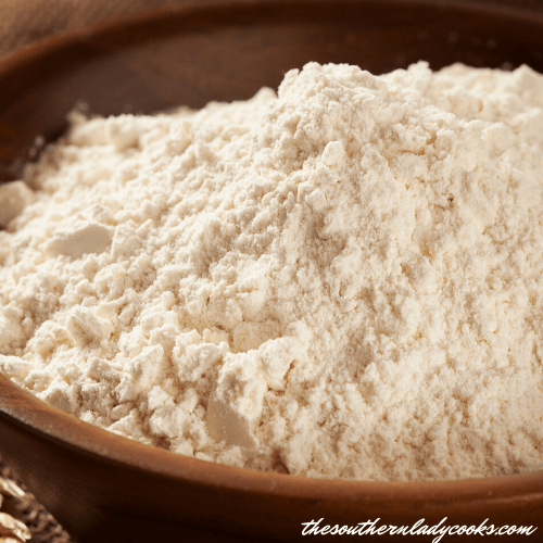 Make your own self-rising flour - The Southern Lady Cooks