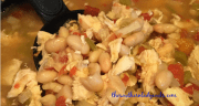 CROCK POT WHITE BEANS AND CHICKEN – LIGHT RECIPE