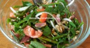 ASPARAGUS BACON SALAD – LIGHT RECIPE