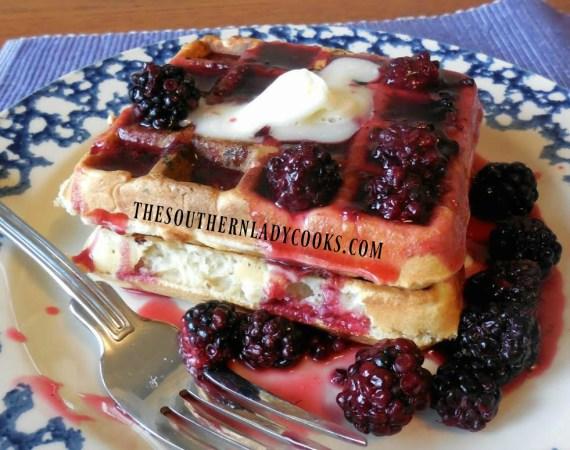 TSLCNuttyBlackberryWaffles1