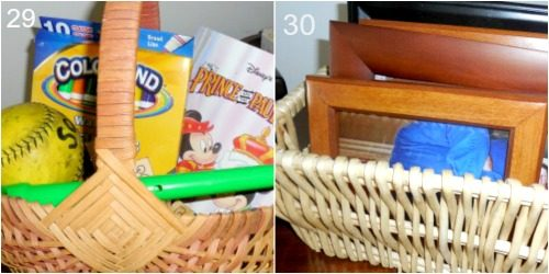 Things to Do With Baskets 9