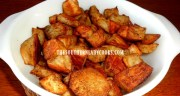 CAJUN OVEN ROASTED POTATOES