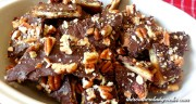 TOFFEE, EASY DELICIOUS RECIPE