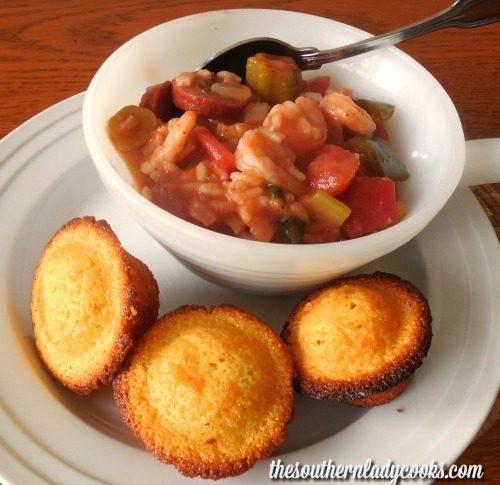 Jambalaya - The Southern Lady Cooks