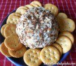 Pineapple Ham Cheese Ball