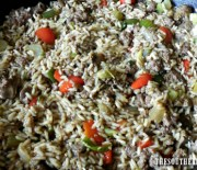 DIRTY RICE – NEW ORLEANS STYLE