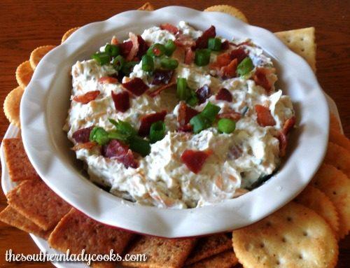 Bacon Ranch Cheese Dip