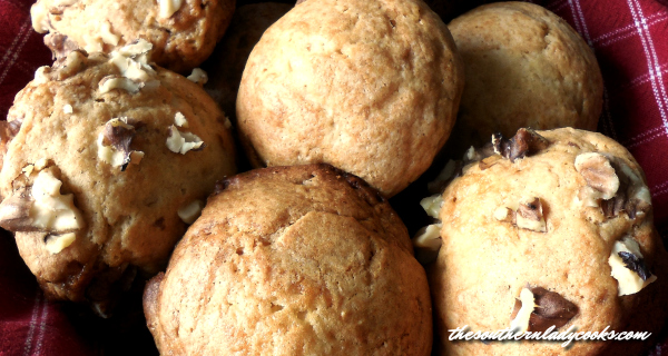 OLD FASHIONED HONEY MUFFINS