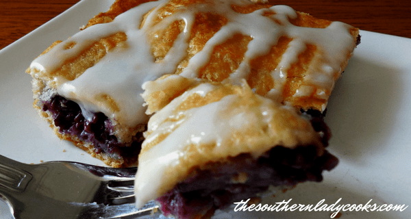 BLACKBERRY CRESCENT ROLL BARS