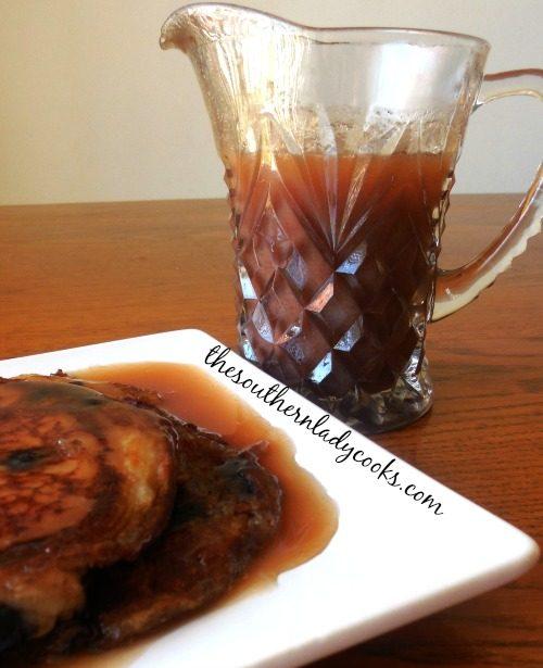 Homemade Cinnamon Syrup