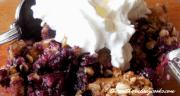 BLUEBERRY CRISP – Easy Recipe