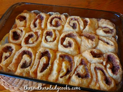 Butter Rolls - The Southern Lady Cooks
