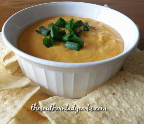 Easy Cheese Sauce - The Southern Lady Cooks