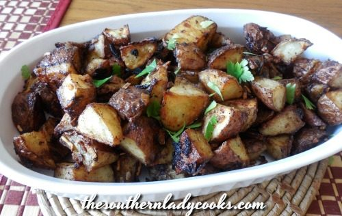 Onion Soup Roasted Potatoes