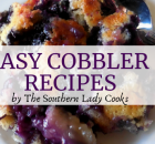 EASY COBBLER RECIPES