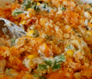 GREEN BEAN BAKE – Easy Recipe