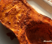 CINNAMON ROASTED BUTTERNUT SQUASH