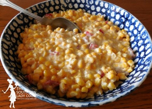 Creamed Corn - Slow Cooker Recipe