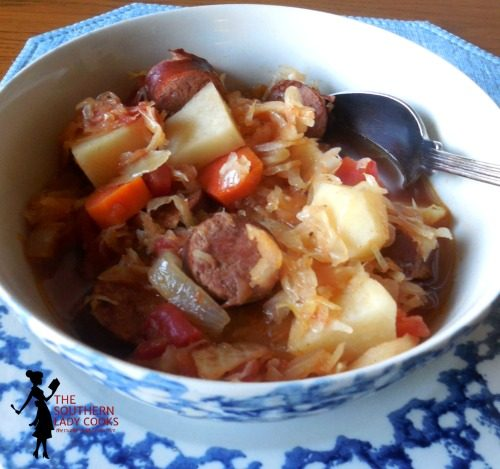 Polish Sauerkraut Soup
