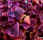 RED CABBAGE APPLE SKILLET