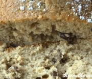 RAISIN PECAN LOAF CAKE