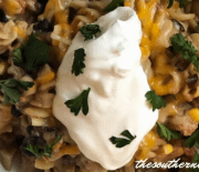 SLOW COOKER TACO PASTA