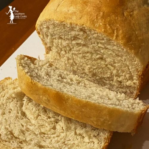 Best Homemade White Bread