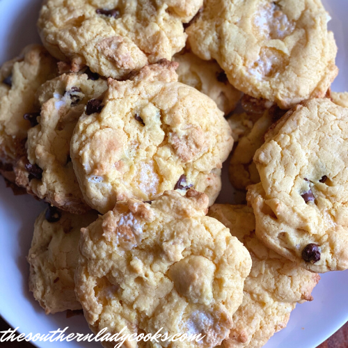 Golden Oreo S'mores Cookies The Southern Lady Cooks