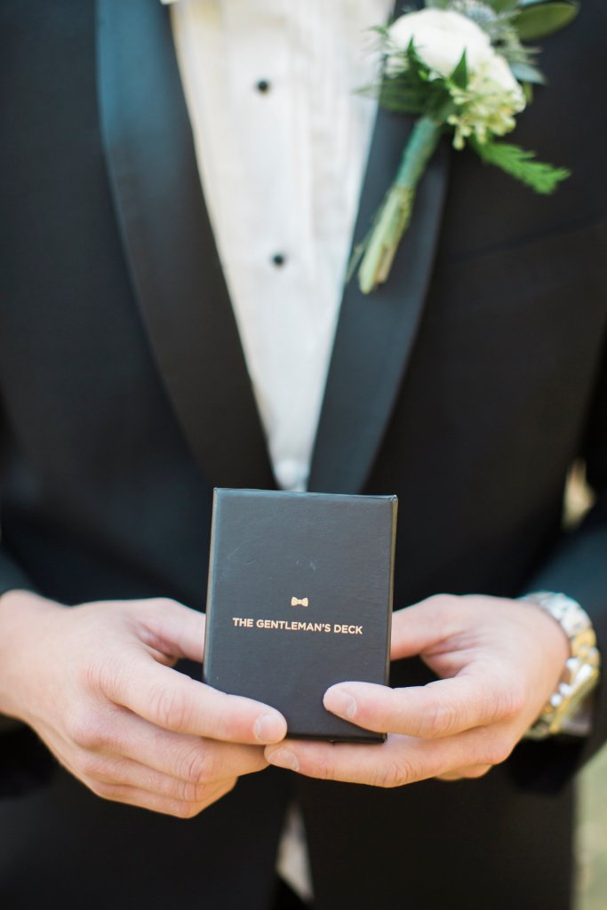 groom's gift wedding day ideas