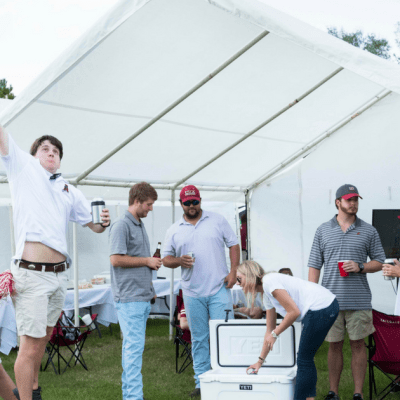 How to Make Your Tailgate Thrive AND Survive in the South