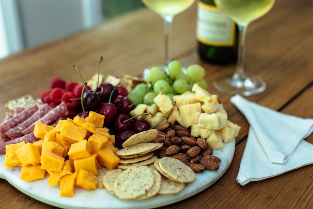 what to put on cheese board