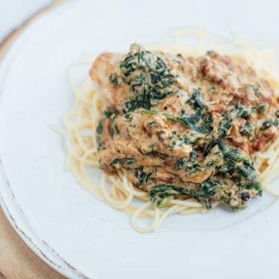 skinny Tuscan chicken recipe