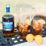 Golf Tea bourbon and sweet tea recipe southern cocktails