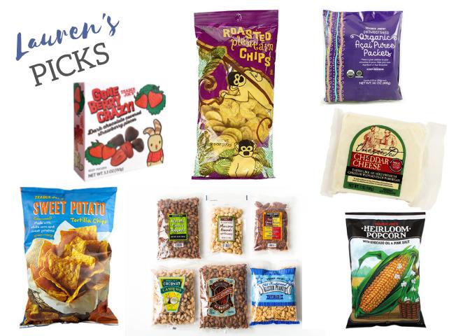 trader joes healthy snack haul (1)