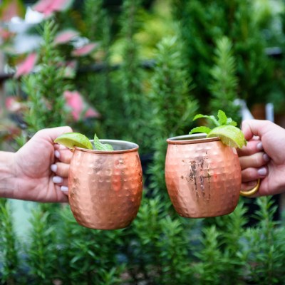 3 Moscow Mule Recipes to Try this Weekend