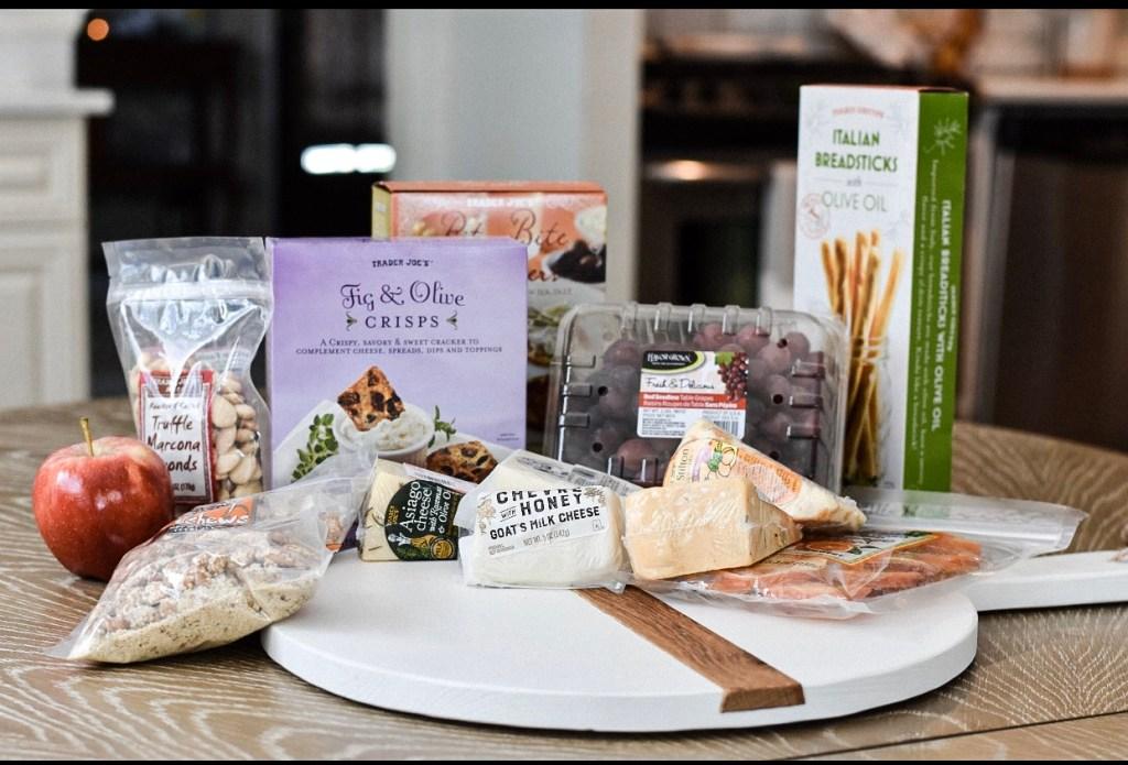trader joes cheese board