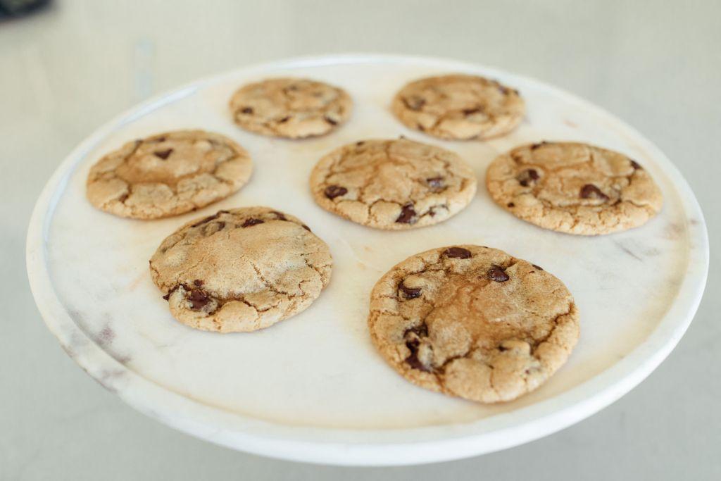 gooey chocolate chip cookie recipe