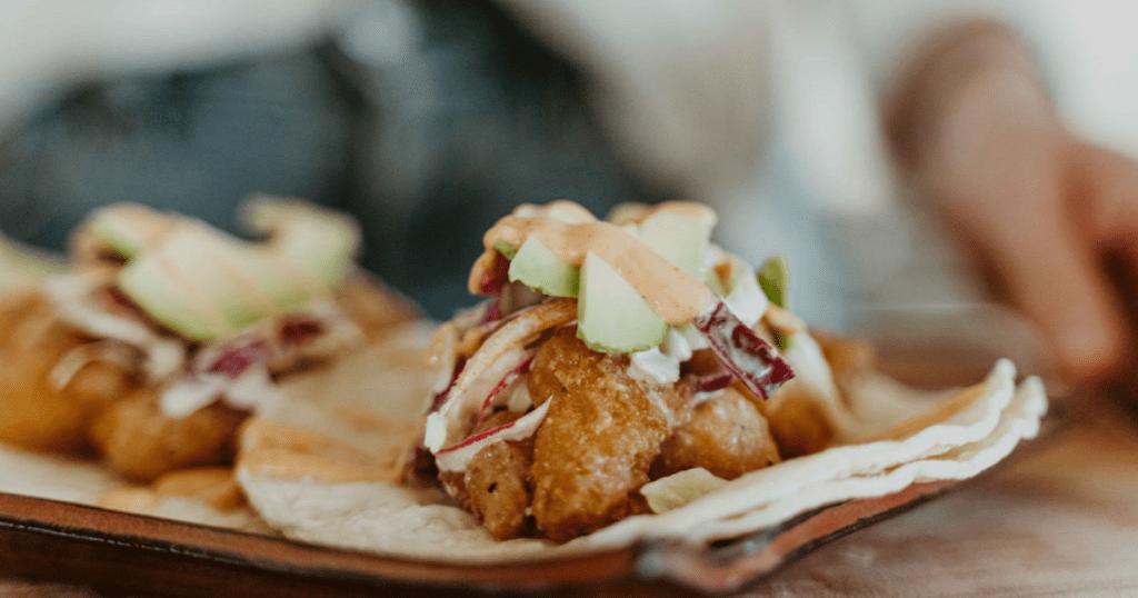 gluten free ranch tacos