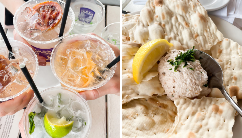 best places to eat in seaside
