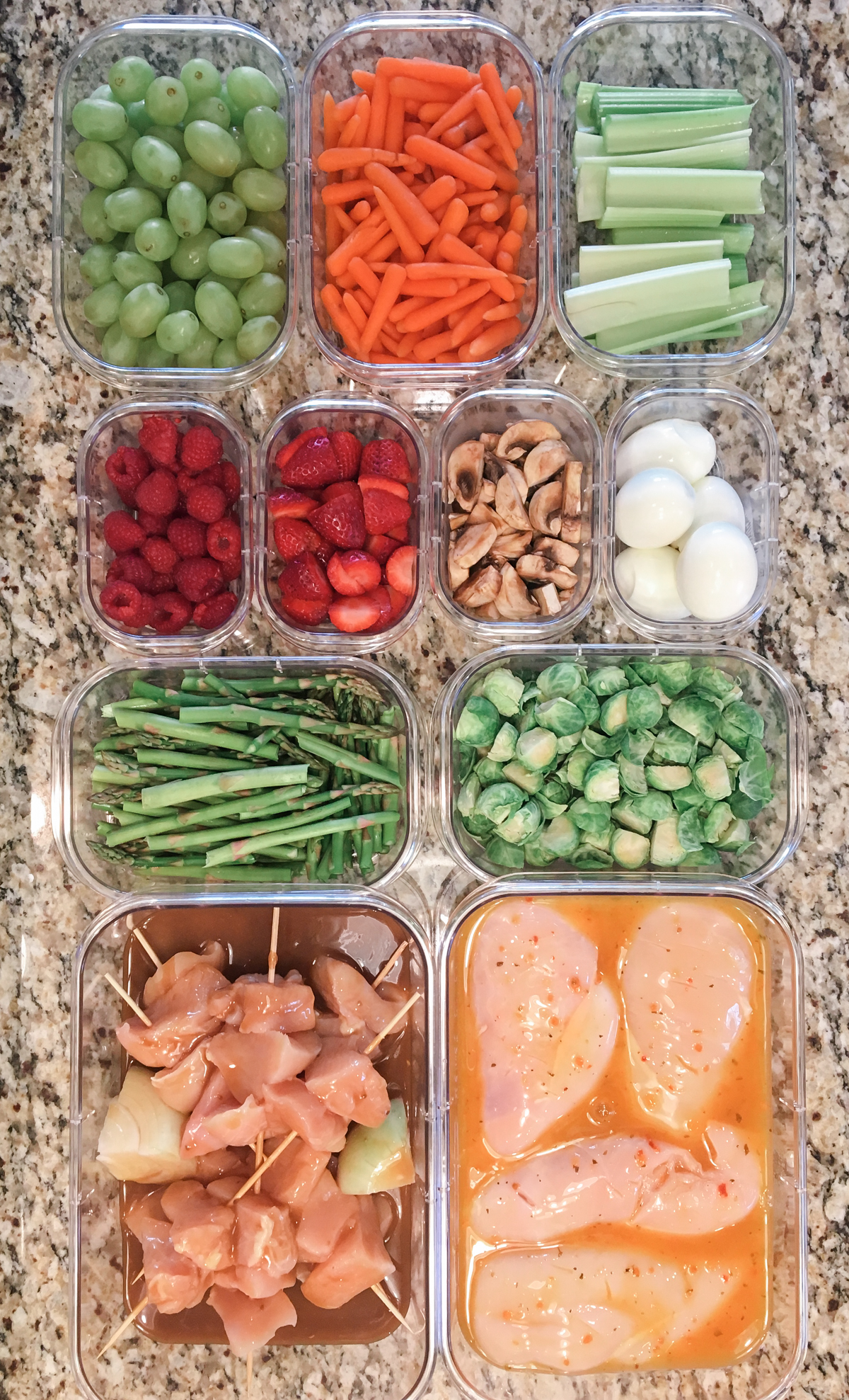 Clean Eating Prep