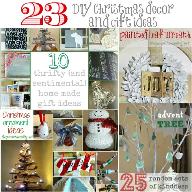 Home Decor Holiday Gifts