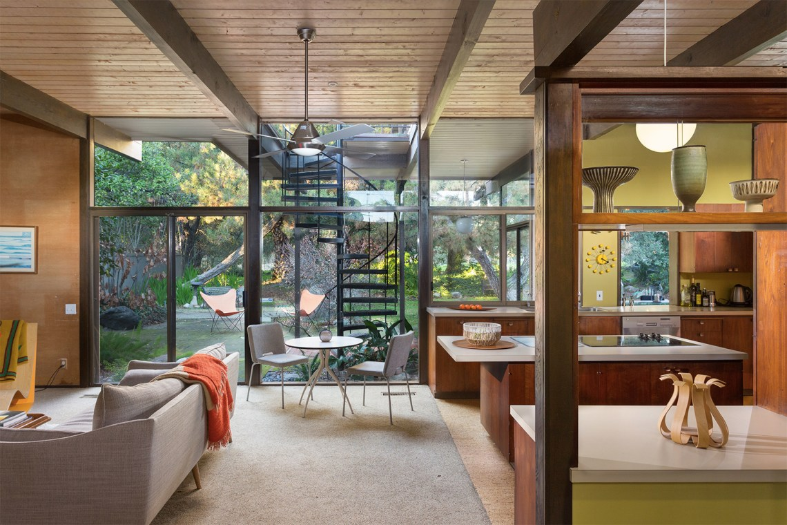 7 of the best midcentury homes for sale in the US