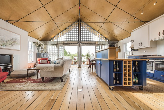 10 Of The Most Unusual London Homes For Right Now