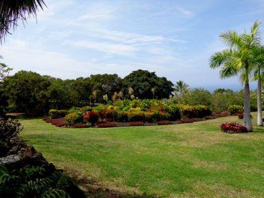 The Galaxy Garden at Paleaku Peace Gardens Sanctuary on the Big Island of Hawai'i. Image copyright 2013 Carolyn Collins Petersen.