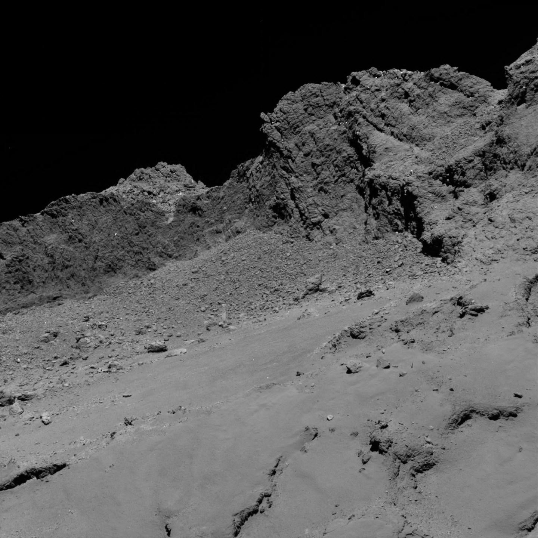Rosetta's Last Hurrah at Comet 67P