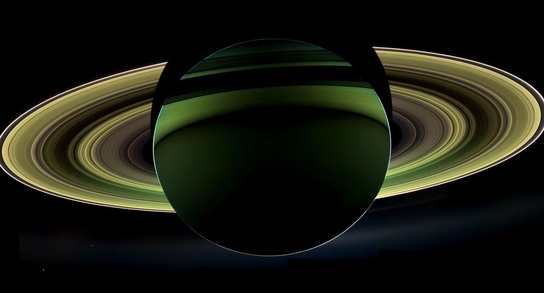 Cassini's Grand Finale Begins