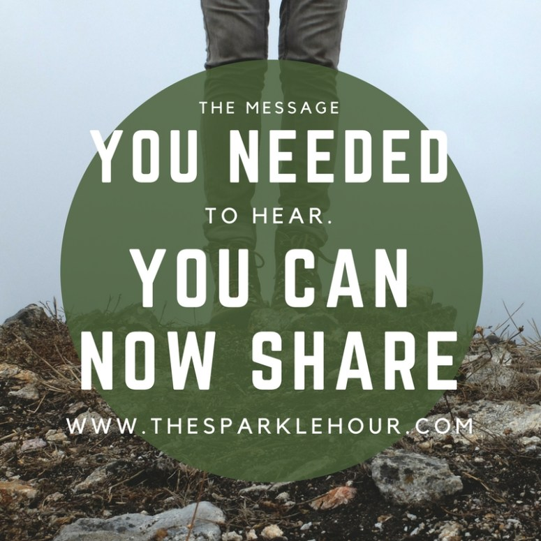 share your message